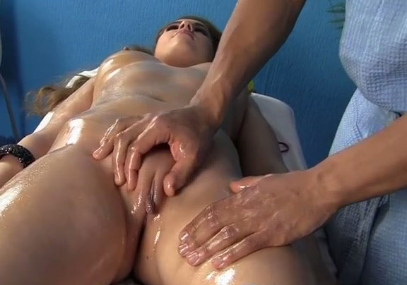 Massaging her brown body from asia - 1 part 10