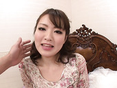 Bosomy Japanese milf Tomoka Sakurai gets her ruined cunt tongue fucked
