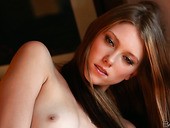 Sinfully beautiful hottie Shae Snow loves playing with her pussy