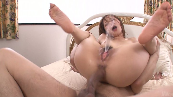 Blacked haired girl gets fucked by older man 7