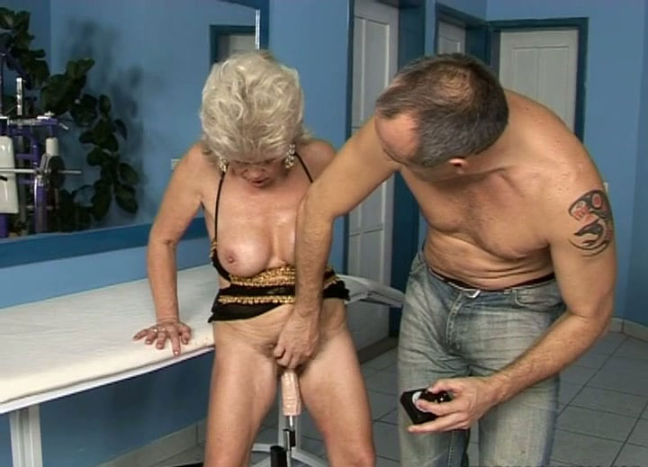 Horny grannies with big tits