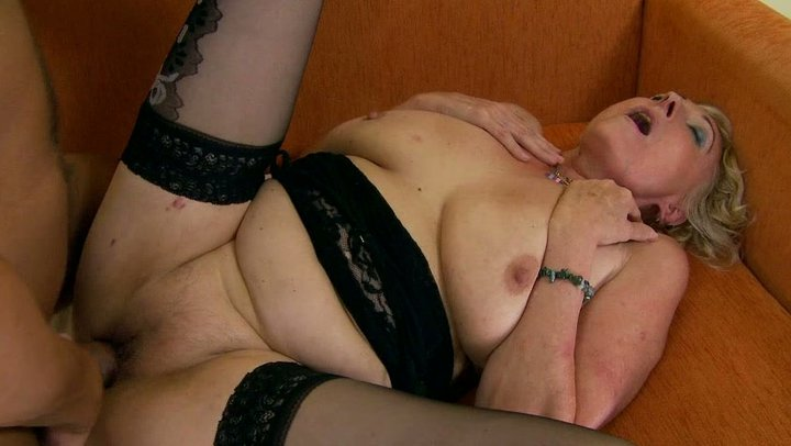 Panties in granny mouth porn pics