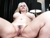 Busty Sarah Vandella got fucked in her wet pussy