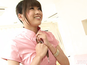 Ririka Suzuki is a first aid service for horny men
