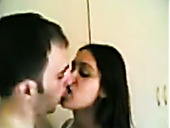 Her tight butthole gets fucked hard by the cock of her dude