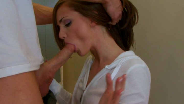 dressing Lily carter and room sins johnny