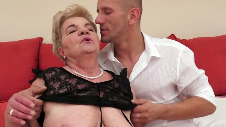 Awesome! grandmas shaved pussy