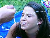 Hot and heart-stopping compilation of facial fanatics