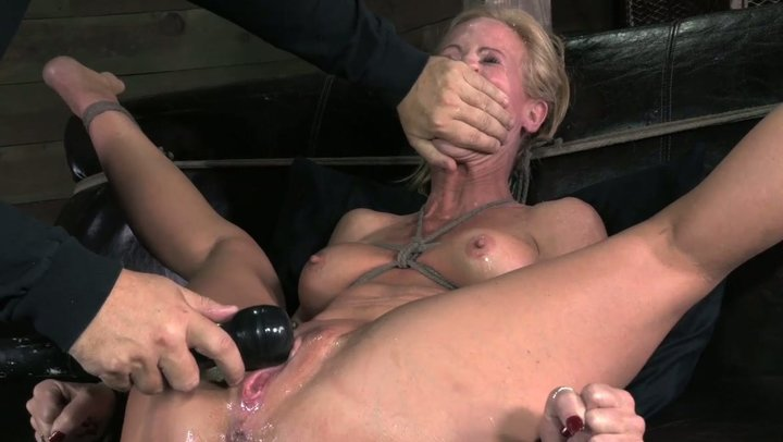 Congratulate, this milf tied fucked remarkable, rather