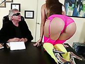Amazing beauty showing her goodies on camera in arousing sex clip