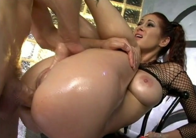 woman ass fucked