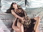Exciting retro video featuring Carrie Bittner, Summer Knight and Stacey Nichols