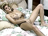 Appetizing chicks from the past Ginger Lynn Allen, Tiffany Blake, Tom Byron in classic porn scene