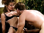 Nikki Dial and Mike Horner in in exciting porn video from 1980
