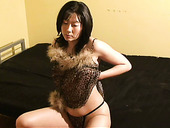 Fuck hungry Asian MILF Maria Yuuki loves hot masturbation