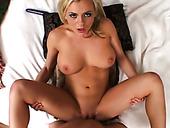 Bree Olson POV Porno Ebony zwarte ezels