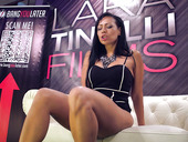 Latin Seductress Squirts All Over