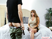 Sexually charged bombshell Darla Crane seduces stepson