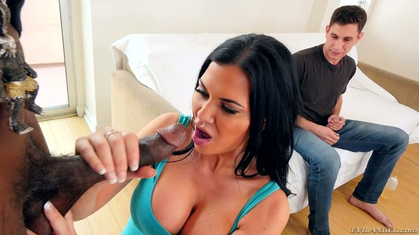 Chanel preston cum