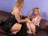 Delicious pussy is everything lesbian Dakota Skye desires every day