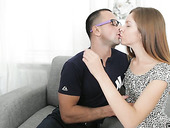 Russian red haired Gf Anfisa Ralskaya is fucked on the first date