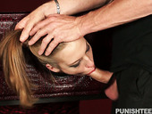 Spoiled bitch Molly Manson gets punished in the red room