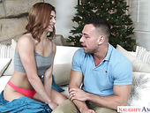 Whorish girl Leah Gotti seduces boyfriend of her best girlfriend