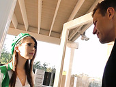 Lecherous bitch Joseline Kelly is eager for hardcore pussy pounding