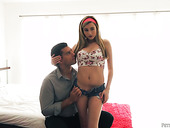 Hot behind the scene video featuring nasty chick Norah Nova