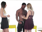 Tattooed bitch Yuno Love is fucked by horny and hot blooded mandingo