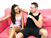Sizzling hottie Maya Grand is fucked by hot blooded dude