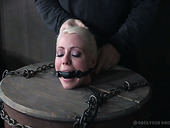 Horny mistress Lorelei Lee is punishing Lorelei Lee and her sex partner