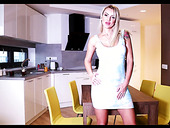 Desperate Housewife Elen Million Is Having Fun With Her Dildo Fellow