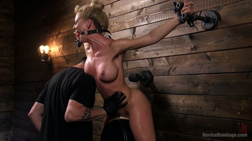 punished Cherie deville