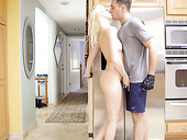 Sweet heart Sierra Nicole has a crush on her athletic stepbrother