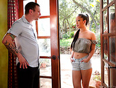 Asian masseuse Jade Kush gives a great nuru massage to her new client