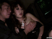 Seductive Asian chick Yui Takashiro hooks up with one of her clients
