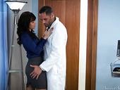 Seductive Milf Alana Cruise Has An Affair With Handsome Young Physician