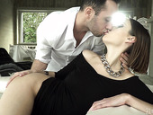 Sexually charged wife Jessica Night is waiting for her husband