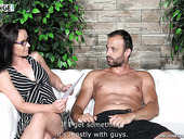 Gay actor fucks sexy Czech pornstar Wendy Moon in new challenge porn