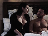 Passionate Goodbye Sex With Curvaceous Busty Milf Angela White