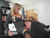 Killing hot transgender chief Marissa Minx is fucking employee