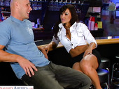 Legendary porn video featuring sex bomb Lisa Ann and Johnny Sins