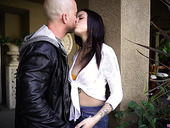 Filthy teen Melody Foxx has an affair with elder married guy