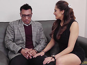 Stepmom and stepdaughter try to convince strict tutor to retake a year