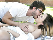 Pretty nextdoor girl Dillion Harper turned out to be a perfect lover