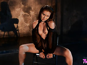 Femme fatale babe Paige Owensis masturbating beautiful pussy