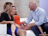 Pure Indulgence with Mercedes Carrera or hot threesome sex with married couple