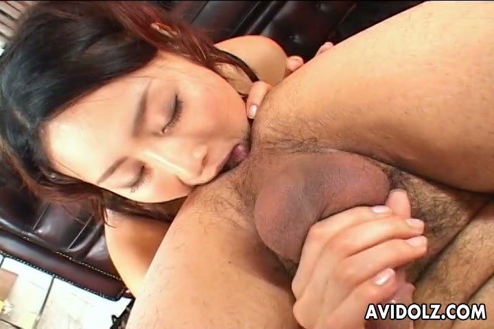 Korean babe blowjob