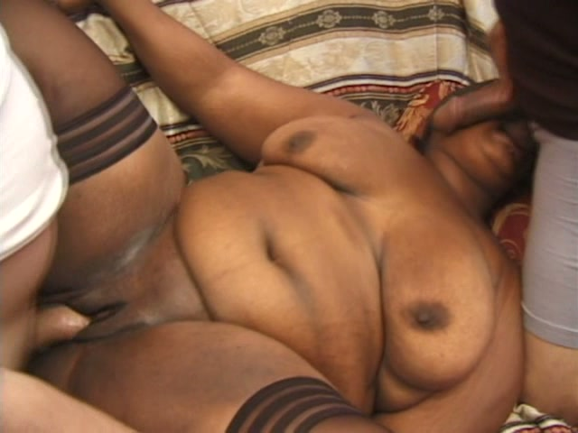 Fat black womans pussy